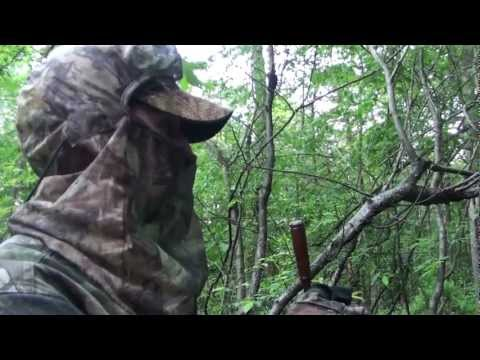 Extra Turkey Hunting Footage + Johns Miss 2012