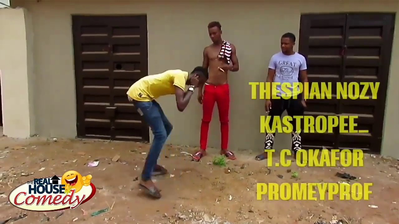 DOWNLOAD VIDEO: Real House Of Comedy – The Advantage of