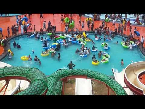 One of The Best Water Park in Bangalore Funworld Amusement and water Park - Bangalore India