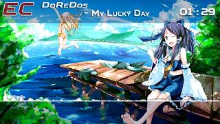 Nightcore - My Lucky Day (Eurovision 2018 Moldova)【Lyrics】「EuroCore」