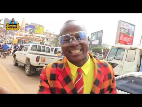 What is Airtime / Teacher Mpamire On the Street/ Funny African Videos/ African Comedy