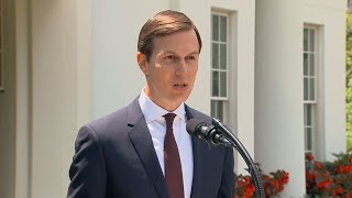 Jared Kushner Says He 'Did Not Collude With Russia'