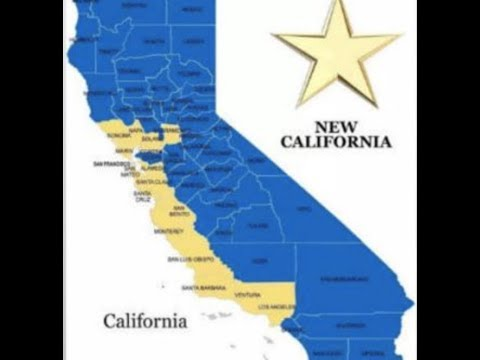 "Breaking News: ""New California The 51st State"" / Steve Bannon"