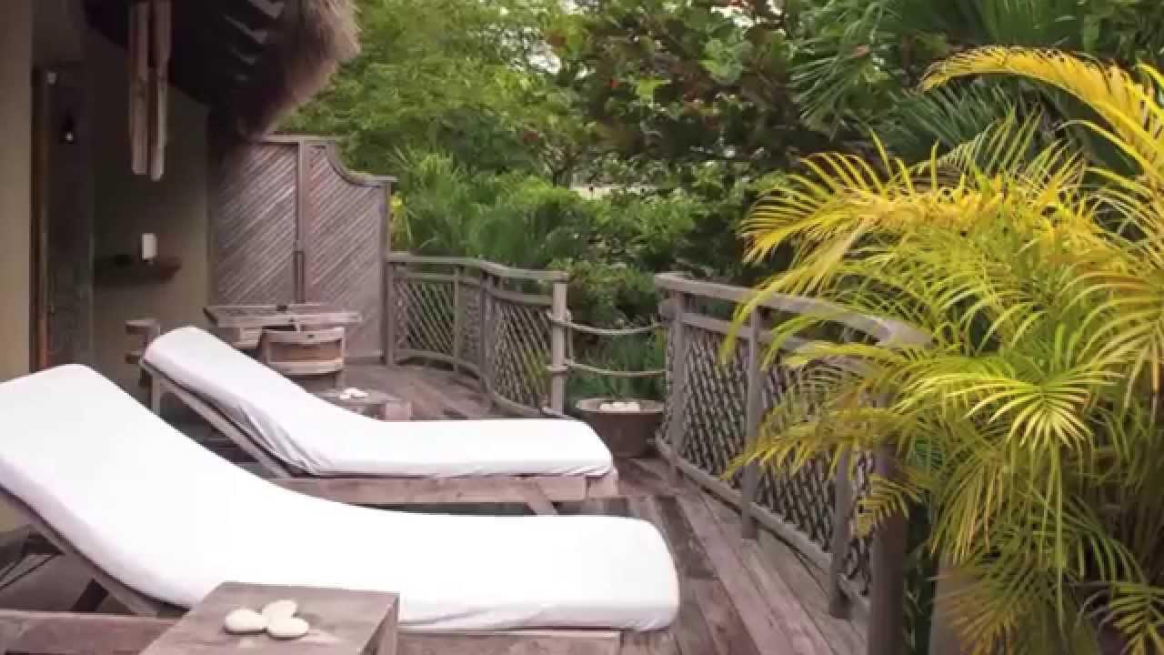 le domaine de l�orangeraie la digue seychelles