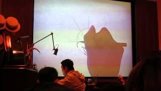 Tsoi Chi Him - Hong Kong Disneyland Draw Mickey - 20140212