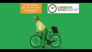 Carbono Zero Courier | Aliança Bike | A Economia da Bicicleta no Brasil | 2018