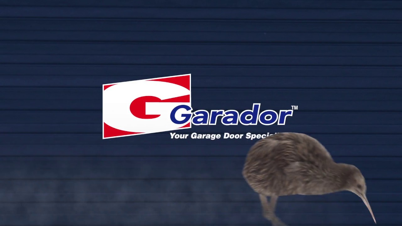 Garador Reliable Garage Doors