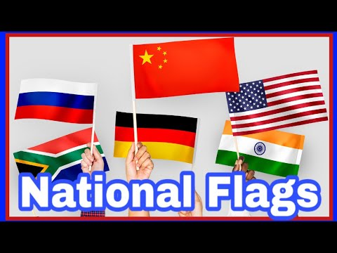 National Flags Of Countries L All Countries National Flags By E Learn