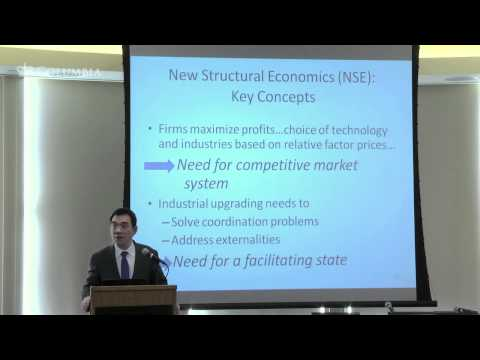Economic Growth and Structural Change: Priorities for the Least Developed Countries part 1