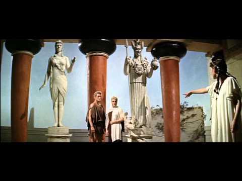 MAX STEINER:  HELEN OF TROY (1956)