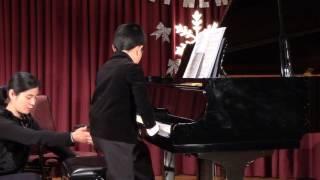Coco's Piano Studio 2017 Piano Recital