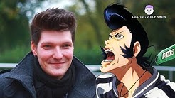Space Dandy - Tobias Brecklinghaus Interview (Off-Stimme von Super RTL)