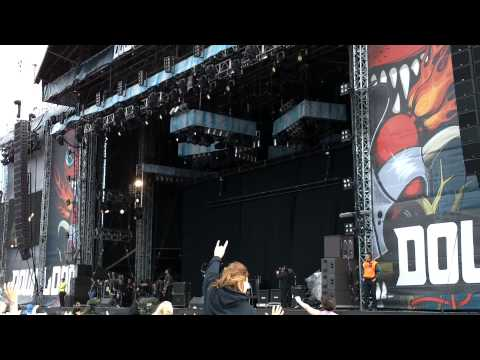 Alice in Chains, Rooster @ Download festival 15/06/13