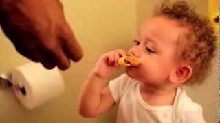 The Potty Whisperer--- Best Doritos Commercial Ever!!!