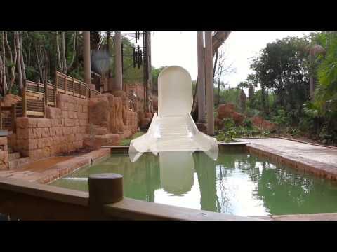 Water slide - Boomerango - Sun City