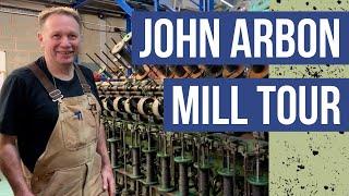 John Arbon Textiles Mill Tour