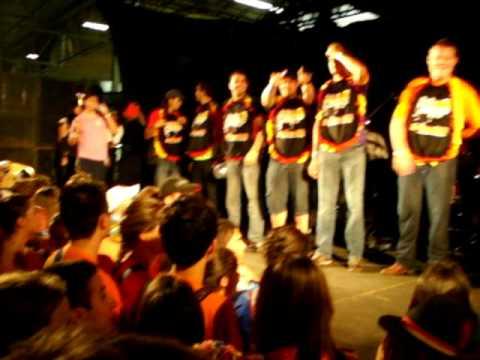 Final Chopp em metro - Oktoberfest Marechal Cândido Rondon 2010