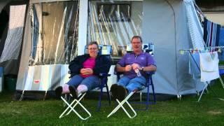 Campen am Fluss - Der kleine Vorgeschmack auf unseren Campingplatz!