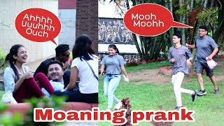 aahh ! ooohh ! IN PUBLIC   MOANING PRANK   GIVEAWAY VIDEO  