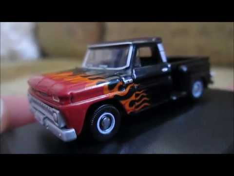 OD | Chevy Pickup 1,87 scale. General Motors | Model Review