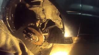 как снять рулевую рейку на лансере 9