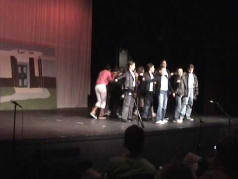 Grease (2) - SFOA 2010 Musical
