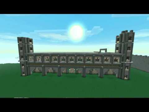 Minecraft mosque timelapse part1/2