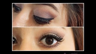 Purple Eye Make up | Beauty With Venissa Thumbnail