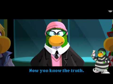 Club Penguin - Aunt Arctic Is The Director!!!!