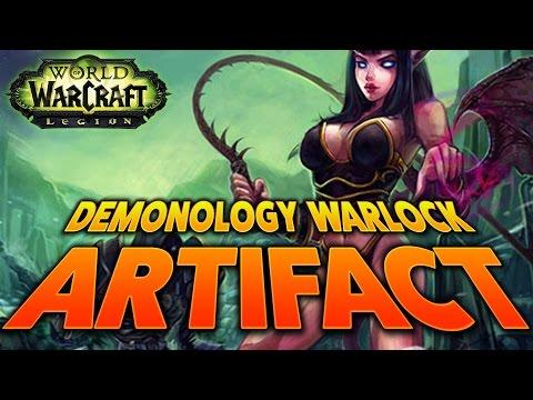 Dark Whispers | Demonology #Warlock Artifact Weapon Guide #Warcraft #Gaming