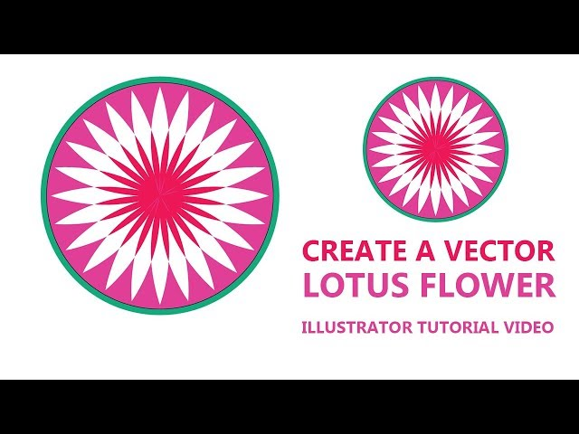 Lotus Flower Logo Stock Vector Image 46707935 Free Coloring Pages