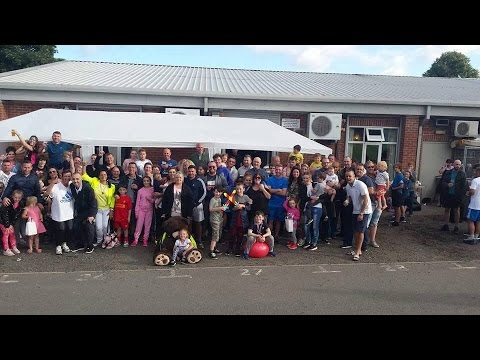 The Craig Lyons Summer Charity Event 2016