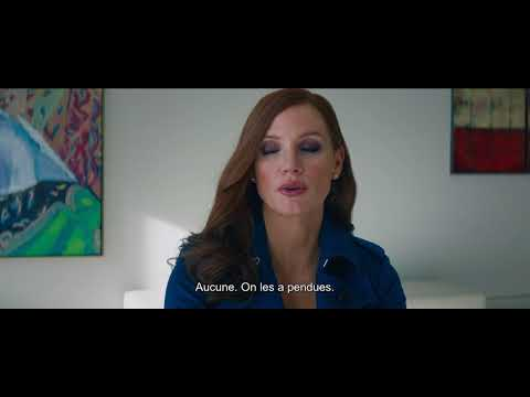 Le Grand Jeu (Molly's Game) - Bande-annonce vostfr