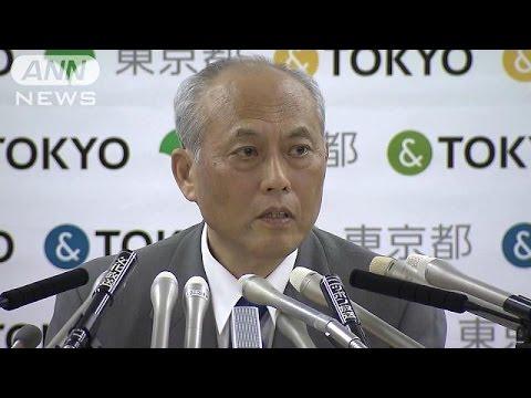 """舛添都知事""""政治資金疑惑""""釈明会見(16/05/13)"""