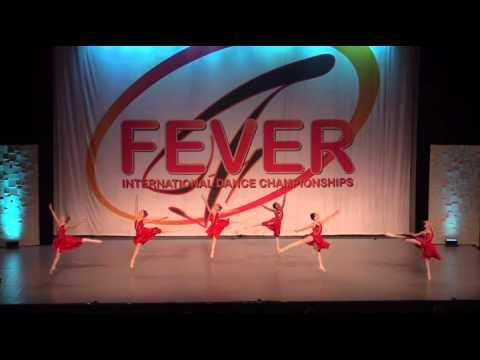 2016 Fandango Ballet Junior Small Group