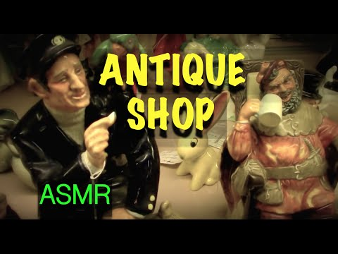 ASMR Antique Shop