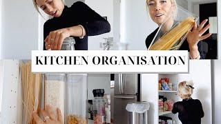 APARTMENT ORGANISATION | My Kitchen Pantry | MADISON WOOLLEY