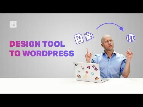 From Photoshop, Sketch or Other Design Tool to WordPress - Monday Masterclass thumbnail