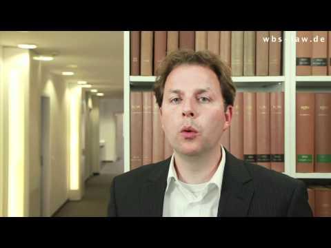 Impressumspflicht - Kanzlei Wilde Beuger & Solmecke Köln