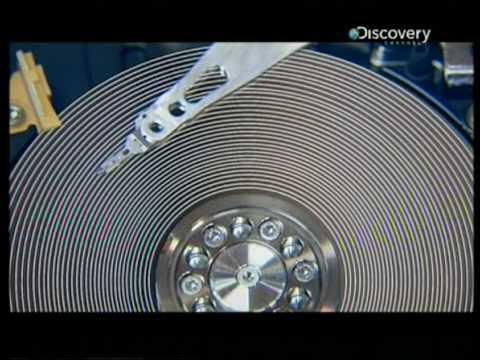 видео: Жёсткий диск! Всё, что вы еще не видели своими глазами!
