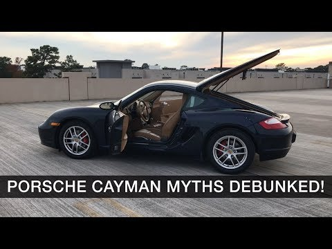 Porsche Cayman Myths Debunked