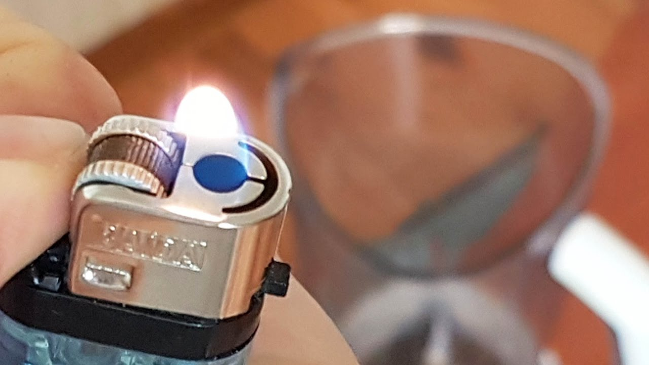 Damage Test: Blender VS Lighters