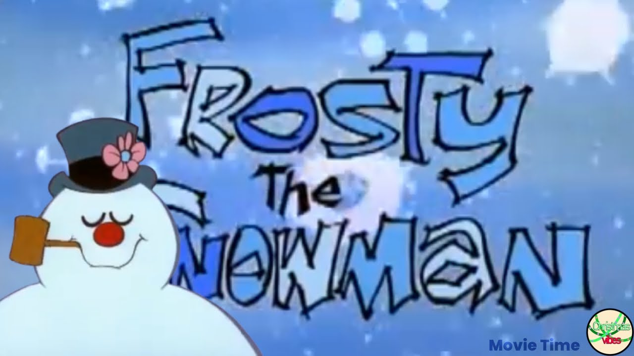 Frosty the Snowman Full Movie | HD | Christmas Vibes: Movie Time