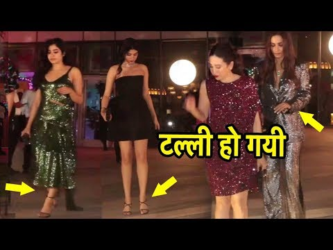 Bollywood Actress Drunk After Party Cant Even Walk Alone !