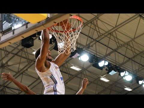 Highlights: James Michael McAdoo dominates (32 points, 4 blocks) BayHawks