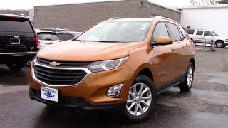 2018 Chevy Equinox LT AWD: In Depth First Person Look