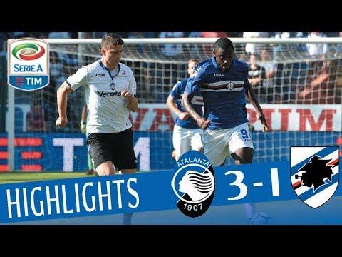 Sampdoria - Atalanta 3 - 1 -  Highlights - Giornata 8 - Serie A TIM 2017/18