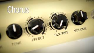 Yamaha THR5 Amp Overview