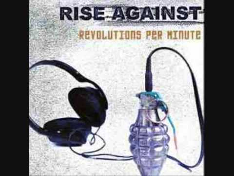 Rise Against The Approaching Curve Lyrics in the sidebar!!!!