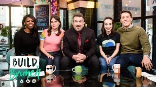 BUILD Brunch: January 15, Joey Fatone Joins The Table